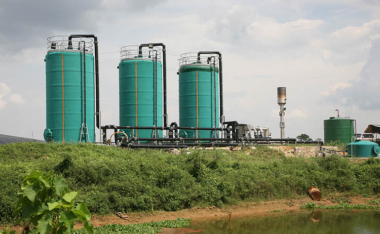 H2s for biogas