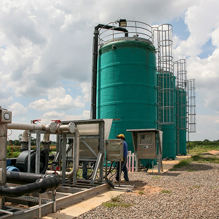 H2S bioscrubbers for biogas
